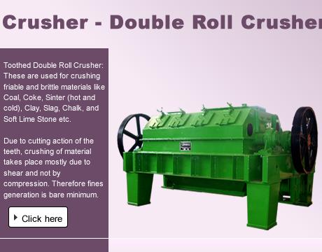 performance analysis about double roller crusher It also supplies foundation in theory to improve design of double roll crusher   intrinsic frequency and the vibration mode,analyses whole dynamic performance.